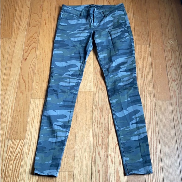 Express Camouflage Stella Leggings 2